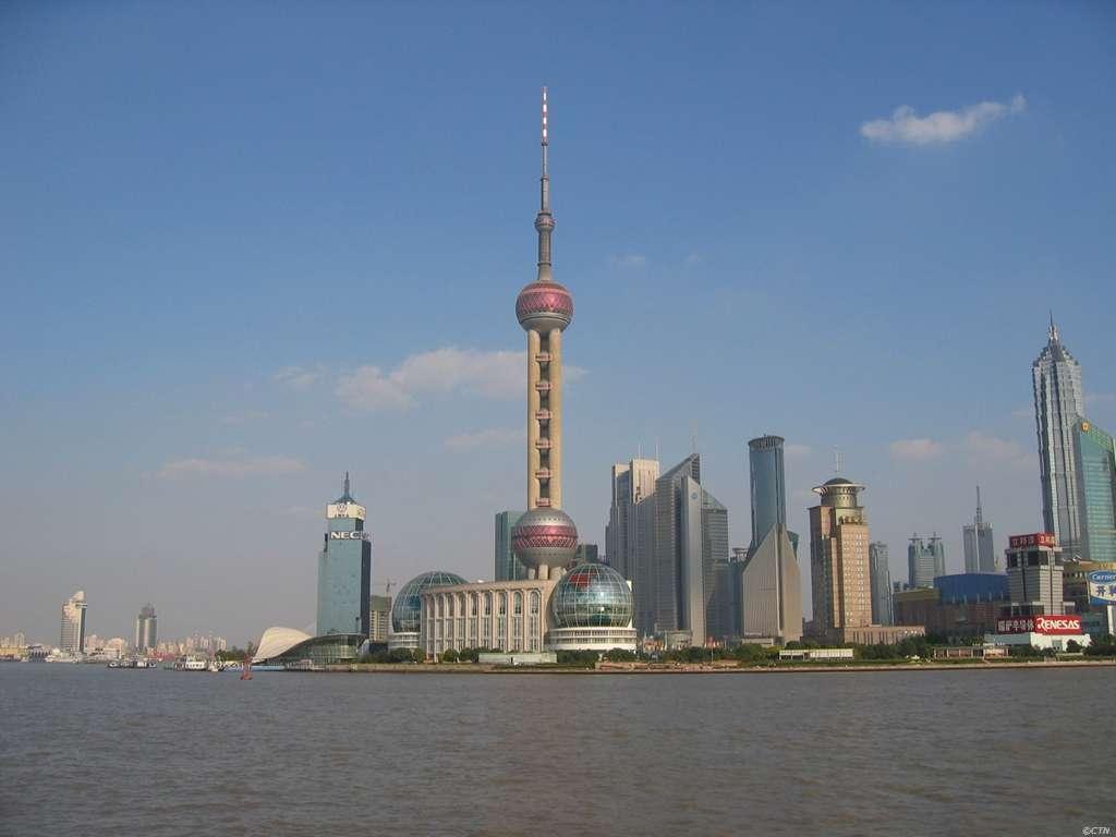 China-Bund Shanghai