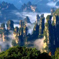 Tianzishan Nationalpark, China