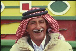 Freundliche Gesichter in Jordanien