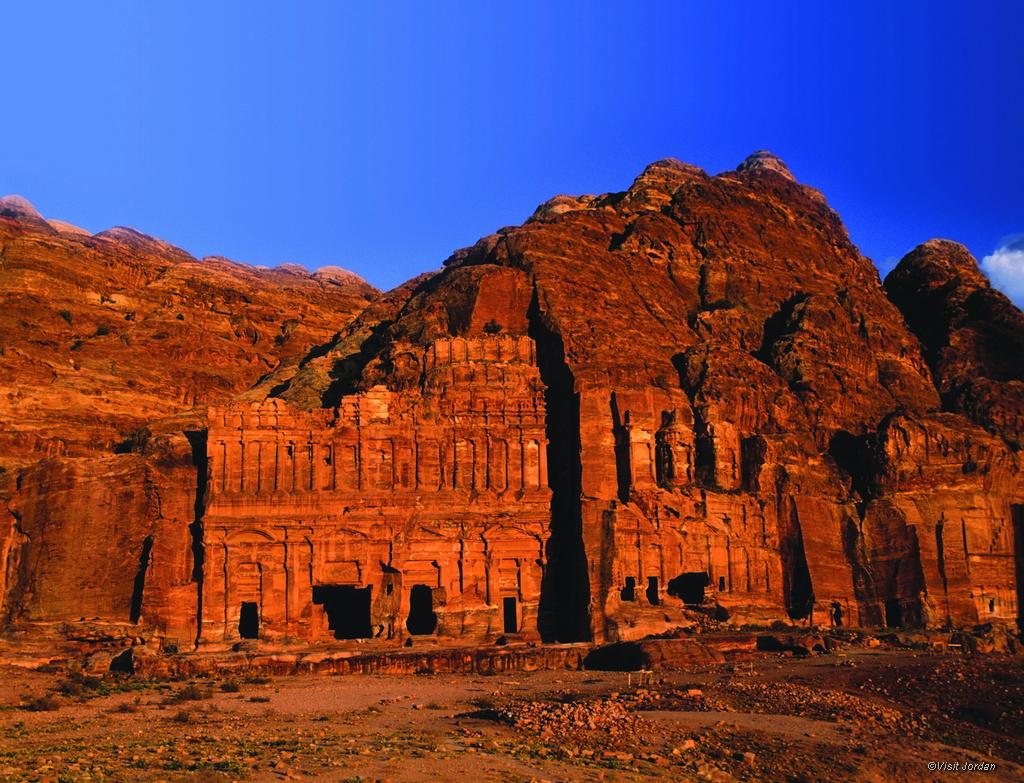 Petra, Jordanien