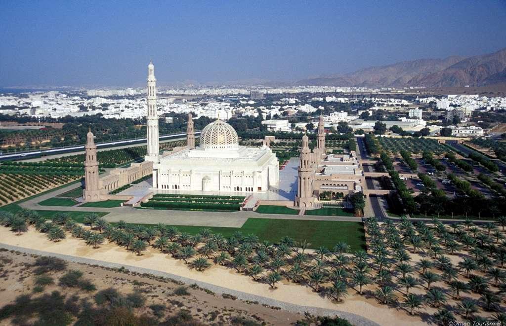 Muscat, Große Moschee