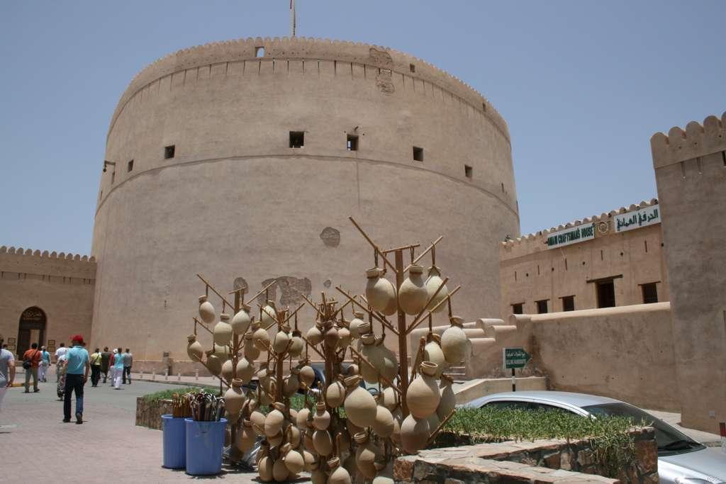 Nizwa, Omans ehemalige Hauptstadt
