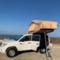 Oman Selbstfahrer Rundreise mit Aufdachzelt