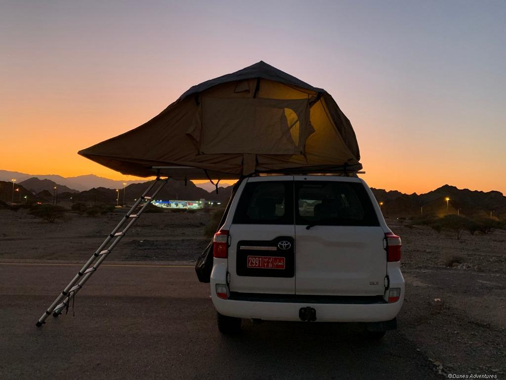 Mietwagen Rundreise Oman