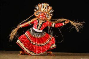 Sri Lanka, Teufel-Tänzer