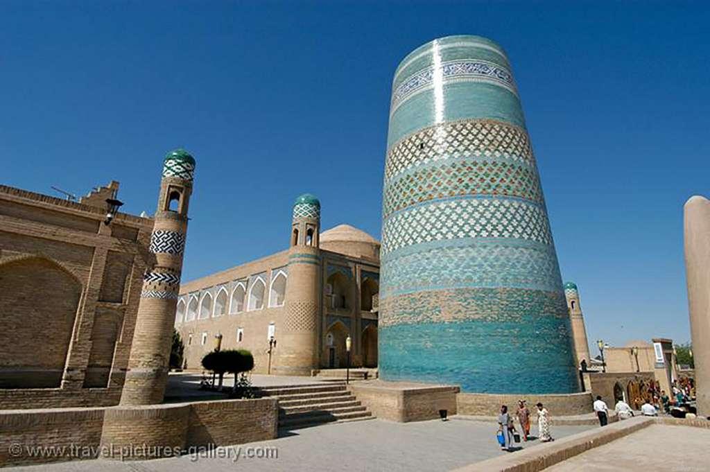 Usbekistan-Khiva