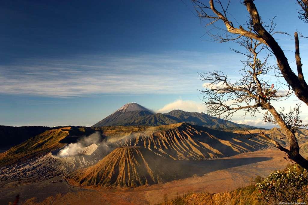 Eintauchen in majestätische Vulkanwelten