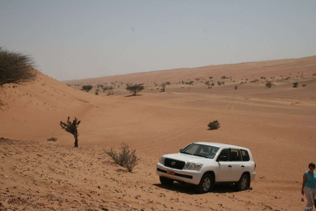 Wahiba Wüste, Oman